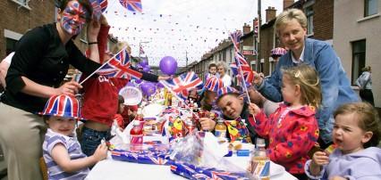 Golden Jubilee Ulster celebrations