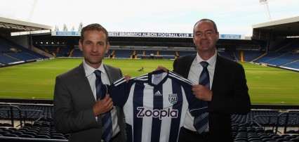 Steve Clarke Unveiled As New West Bromwich Albion Manager