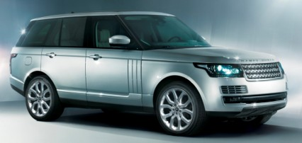 The new Range Rover will be available in January 2013