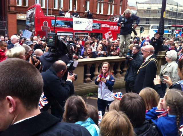 Ellie's Walsall Homecoming 3